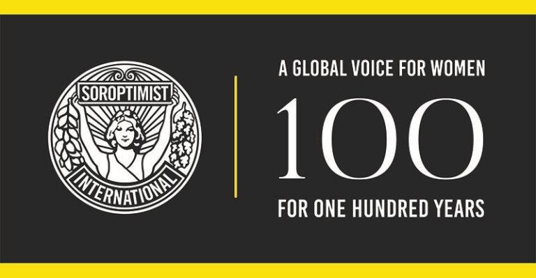 Soroptimistit 100 vuotta
