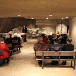 Pyhän Hengen kappeli Länsirannikon klubien kokouksessa
