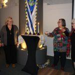 Kynttiläseremonia Länsirannikoiden klubien kokouksessa