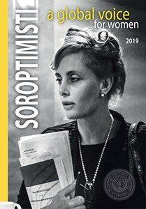 Soroptimisti-lehden 2019 kansikuva